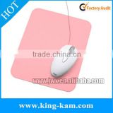 wholesale silicone soft mouse pad for promotion