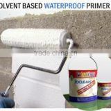 Waterproof Primer Solvent-based prevent the Finish for turning Yellow, for Exterior&Interior JOCLEAN