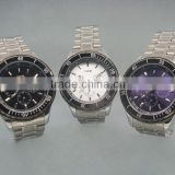 100% Manufacturer custom made stainless steel case back watch                                                                         Quality Choice