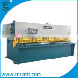 oversea service 3 year warranty shengchong brand metal plate 3m cut 3mm thickness sheet swing arm shearing machine