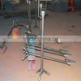 oil drilling mud barite mud gun of solids control equipment