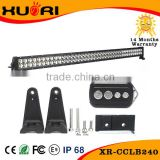 42 Inch 40inch 180w 240w Rgb Strobe Flash Remote Control Color Changing Light Bar For All Kinds Of Vehicle