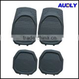 CM2009 Continental Universal car floor mats, 100% PVC top quality material                                                                         Quality Choice