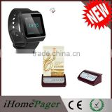 Wireless watch pager system \ guest call waiter service pager                                                                         Quality Choice