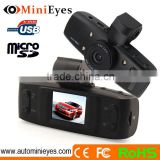 1.5 inches full HD 130deg angle motion detection Anti-hand shock driver recorder hd car dvr camera