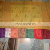 butterfly printed scarves pareo sarongs wholesale from india