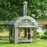 portable and fast stainless steel wood fired pizza oven mini oven