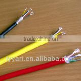 450/750v rated voltage XLPE insulated PVC sheath Copper core conductor woven screened flexible control power cable