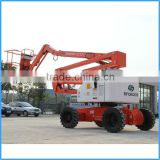 Self-propelled hydraulic boom lift made in china
