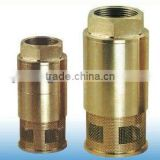 foot valve / coupling valve / foot operated valve / long transfer valve /irrigation foot valve