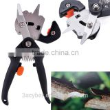 New Professional Garden Tree Pruning Shear Grafting Cutting Tool With 2 Blades