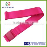 good quality custom cheap luggage scale strap, car seat luggage strap, add a bag luggage strap
