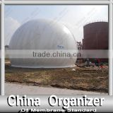 High strength polyester fabric Bio Gas storage tank