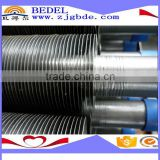 G type Stainless steel heat exchangers finned heater tube finned tube for air cooler or heat exchanger