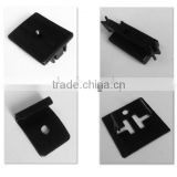 wpc clips pvc decking CE,SGS,ani-UV for flooring wood plastic                                                                         Quality Choice