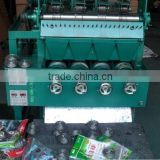 Automatic Mesh Scouring Ball making Machine/ Mesh Cleaning ball machine /Spiral Mesh Scourer Machinery price
