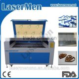 reci 80w laser acrylic engraver machine / 1200 x 900 laser engraving machine price LM-1290