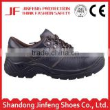 industrial safety shoes price in India working footwear casual mens black leather durable work safety footwear manufacturers