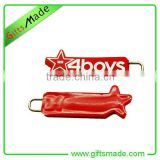 gift decorative zipper pulls factory