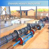 Lowest Price!!! construction cement electric pole making machine