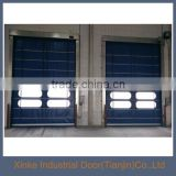 Factory Selling Interior Plastic PVC Roll Up Door Cleanroom STD-023