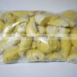 Thai Ao Chi ' s Frozen Durian Monthong Flesh ( Meat ) from Thailand certified HACCP, ISO 22000 , GMP, HALAL and KOSHER