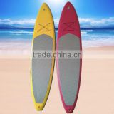 two people 25psi 12ft double layer drop stitch inflatable jpaddle board, stand up paddle board