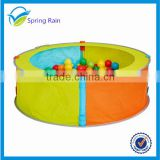 Round Kids Portable Multi- color Pit Ball Pool Playpen - Baby Tent