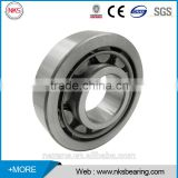 Iron and steel industry ball bearing press machine NU2207 NU2207E cylindrical roller bearing