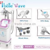 High Frequency Shockwave Energy Body Slimming Loss Weight HIFU