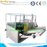 Carton Unpacking Machine,Carton Filling Machine and Carton Sealing Machine