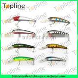 2014 hard fishing tackle VIB fishing lure, chinese fishing tackle, hard plastic fishing sinking
