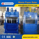 overseas After-sales Service Provided Y82-25 Hydraulic waste paper baler(factory and supplier)