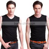 Factory Provide Seamless Bamboo Cotton t Shirt