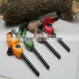 Waterproof EDC Outdoor Survival Tools Kits Fire Starter Ferrocerium Rod Ferro Rod Compass Whistle Multifunctional Tools