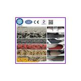 PVC single-color/ double-color coil mat/ car mat machine/ PVC floor mat/PVC door mat extrusion machine