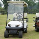 2 seaters Single-row golf cart