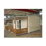 Light Steel Structure Prefabricated Guest House Waterproof