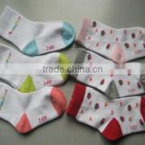 High quality antibacterial organic bamboo baby socks, bamboo socks for kids