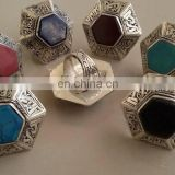 (KR-011) Kuchi Rings, Afghan Antique Jewellery, kuchi vintage jewellery, kuchi tribal jewellery