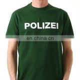 Police T-Shirt, Polo Shirt & T-Shirt for Security Depatments, police t-shirts, Polezi, Cops bodysize, Extra size Mens T-shirt