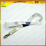 High quality custom polyester card lanyard