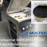 multepak caviar vacuum packaging  machine tin sealing
