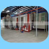 powder coating machine for wood grain aluminum profile