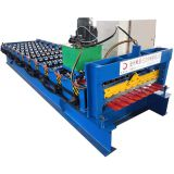 IBR Roofing Sheet Tile Roll Forming Machine