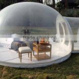 2016 best sale inflatable tent transparent,outdoor inflatable clear bubble tent for sale