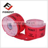 Supply raffle tickets, lottery ticket printing                                                                         Quality Choice