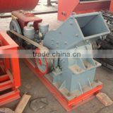 PC400X300 small diesel generator hammer crusher for rock