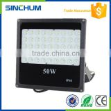ip65 stainless steel 50watt ultra thin smd led flood light