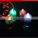 The party LED waterproof candle light Floating candle lights